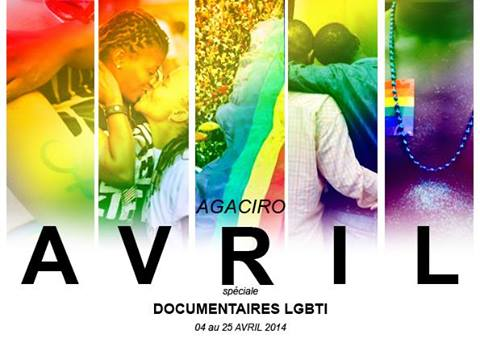 Avril Spéciale DOCUMENTAIRES LGBTI